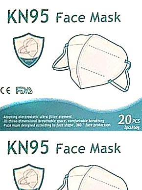 KN95 masks Wytcote